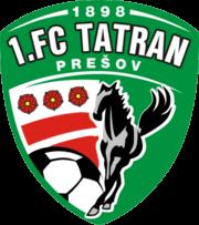 4b7e910da79d6 Domáci klub 1. FC Tatran Prešov ...